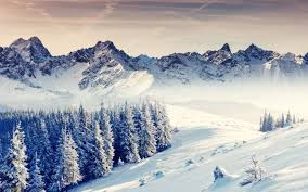 winter mountain backgrounds. Modren Backgrounds Nature Winter Mountains Landscape Snow HD Wallpaper Desktop Background In Winter Mountain Backgrounds S