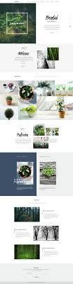 Bonsai Web Design Bonsai Psd Template For Landscapers Gardeners Website