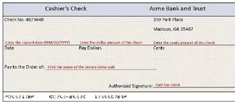 how to write a check steps pictures wikihow sample cashiers check