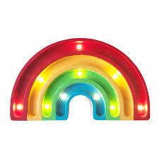 Little Lights Lamp Rainbow Classic Mini