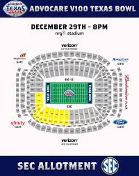 Football To Face Texas Tech In Dec 29 Texas Bowl