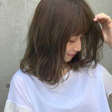 キーワードは暗髪2019年の流行りのヘアカラーはこれだ Arine