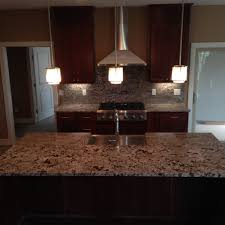 Antico Bianco Granite Kitchen Kitchen Gallery Creative Countertops