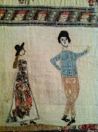 178 best Old Quilts images on Pinterest | Embroidery, Arbors and ... & Pictorial Quilt, c. 1795, Brooklyn Museum, Workt by Hand: Hidden Labor Adamdwight.com
