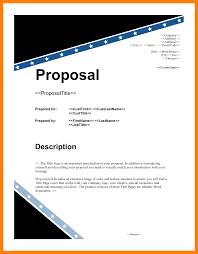 Cover Page Of Project Project Proposal Title Page Free Proposal