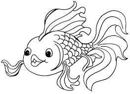 Free Printable Fish Coloring Pages Children Page Fishing For Kids