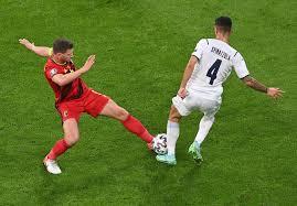 Tegola Italia, infortunio di Spinazzola contro il Belgio: esce in lacrime