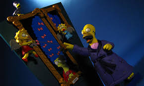 COOL TOY REVIEW Cool Toy Review Photo ArchiveSimpsons Treehouse Of Horror Raven