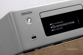 Сетевой <b>CD</b>-<b>ресивер Denon</b> CEOL N10 | журнал SalonAV