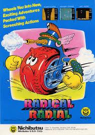 Flyer Fever Radical Radial