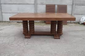 Runder Holz Esstisch Esstisch Glas Holz Design Tisch Weiß Rund
