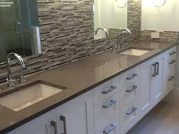 quartz bathroom countertops photo 7 of manufactured concrete colored by surfaces colors
