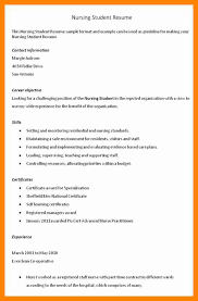 Career Objective For Nursing Resume Professional Resume Templates