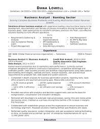 Financial Analyst Resume Sample Budget Resumes Career Objective