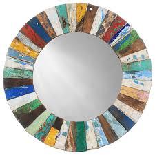 mosaic round mirror photo - 1