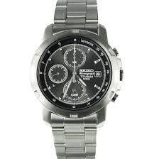 seiko sna107p1 titanium military chronograph sna107 men watch