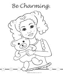 American Girl Doll Coloring Pages American Girl Coloring Pages