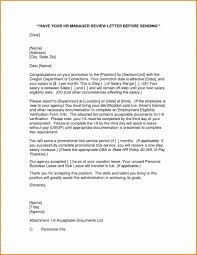 Best Solutions Of Sample Job Promotion Cover Letter Examples For