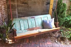 Image Sofa 12swingmadefromolddoorswoohome Woohome The Best 35 Nomoney Ideas To Repurpose Old Doors Amazing Diy