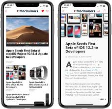 MacRumors: Apple Mac iPhone Rumors and News