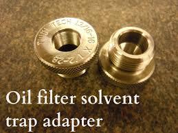 13 16 16 Oil Filter Thread X 1 2 28 Barrel Thread