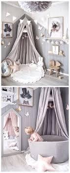 Baby Himmelbett Prinzessinnenraum Schlafzimmer Babyzimmer