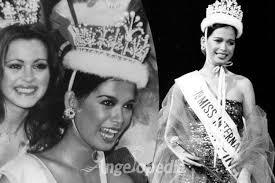 Melanie Marquez Miss International 1979 from Philippines