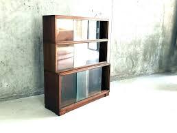 bookshelf with sliding doors bookcase with sliding glass doors bookcase sliding glass doors bookcase sliding door