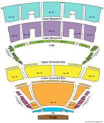 Palace Theater Ct Seating Chart