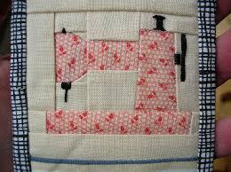 Sewing machine free paper-piecing pattern for download. Detail for ... & Sewing machine free paper-piecing pattern for download. Detail for needle,  thread, Adamdwight.com