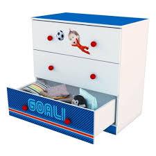 <b>Комод Polini kids Fun</b> 3290 Маша и Медведь, синий — купить в ...