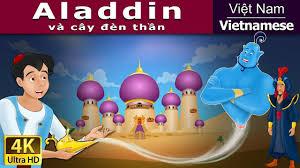 Aladdin và cây đèn thần - chuyen co tich - truyện cổ tích - 4K UHD - tru...    French fairy tales, Princess stories, Fairy tales