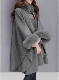 <b>2016 New</b> Winter Leather grass <b>fox</b> fur mink rabbit fur poncho cape ...