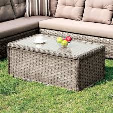 palm dessert outdoor sofa and table set to enlarge