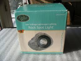 Rock Spot Light Enchanted Garden Low Voltage Rock Spot Light 343 0456