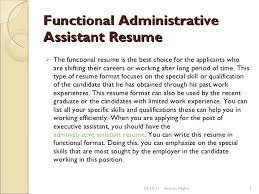 functional executive resume assignment writing and academic skills university of tasmania