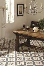 Image Grey View In Gallery Patterned Grey And Blue Ceramic Tile Decoist Tile Floor Design Ideas