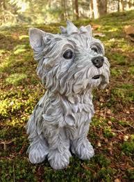 dog garden statue. Fine Dog Image 0 Throughout Dog Garden Statue H