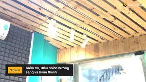Thợ Điện Sài Gòn - thodiensaigon.com - Lắp Đèn Chiếu Sáng Phòng Giải Trí  Bằng LED Dây AKIMI - TĐSG