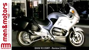 Bmw R1150rt Review 2004 Youtube