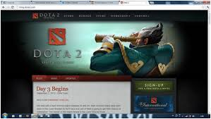 how to register dota 2 account via steam dream