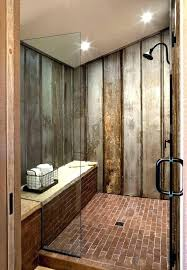 corrugated metal bathroom walls fabulous divine home interior galvanized shower tin on in
