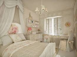 Superior ... French Style Shabby Chic Bedroom Furniture Set For Medium Bedroom Space  ...