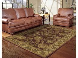nourison india house rectangular burdy area rug