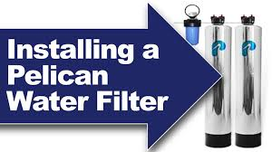 Household Water Filter System Installing A Pelican Pse1800 Pse2000 Whole House Water Filter