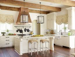 traditional kitchen french country kitchen diy pipe shelves country style kitchen cabinets kitchen tiles blu kitchen