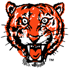 Detroit Tigers Primary Logo | Sports Logo History