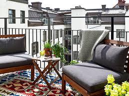 Small Boho Chic Balcony Set