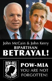 Image result for Why Has John McCain Blocked Info on MIAs?