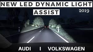 Arteon Dynamic Light Assist New Led Dynamic Light Assist Volkswagen I Audi 2019
